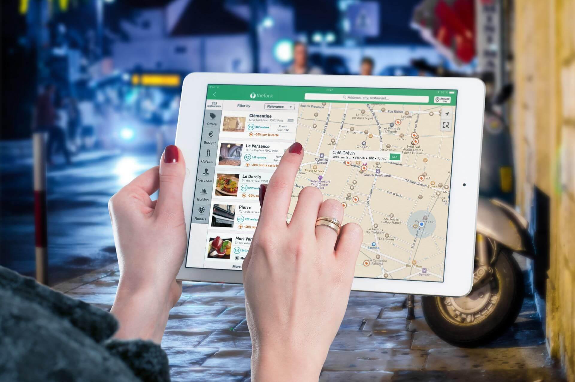 Яндекс и Google или репутация на картах